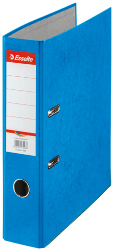Папка-регистратор Leitz WOW 180 А4 80мм фиолетовый 10050062